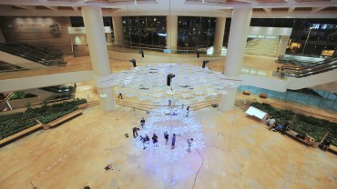 Pacific Place | Christmas Event 2015 – Making-of